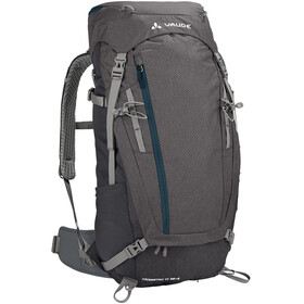 VAUDE Asymmetric 38+8 Backpack Women anthracite
